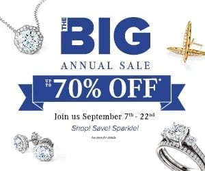 The BIG Sale is Here