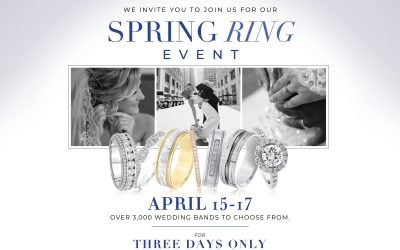 Spring Into a New Ring